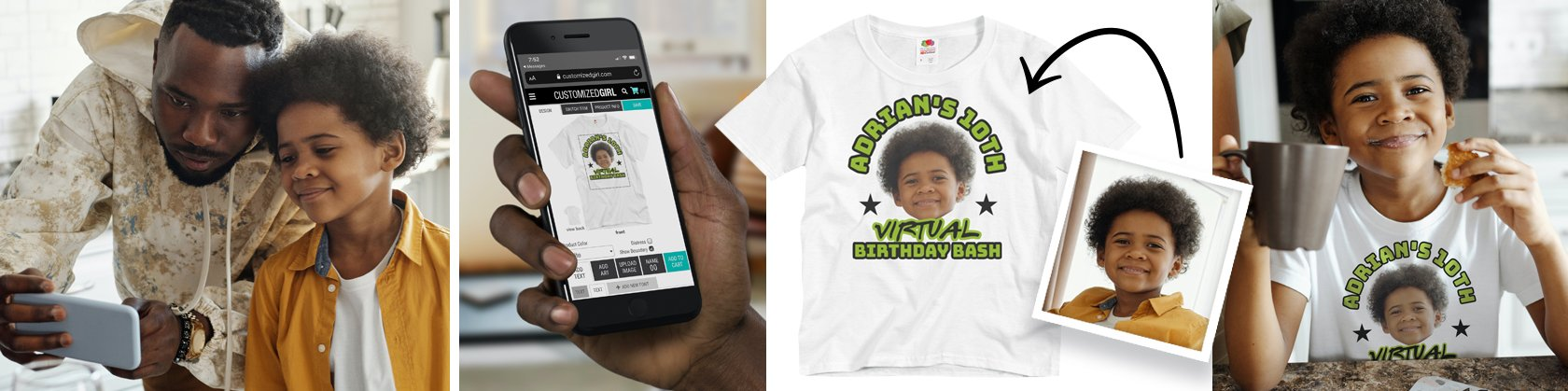 Print Pictures On Shirts