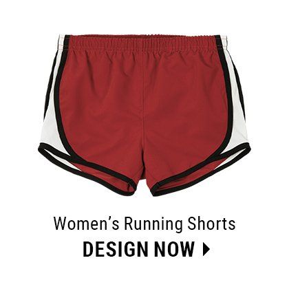 Custom Women's Running Shorts