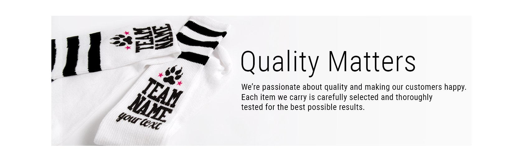High Quality Custom Socks