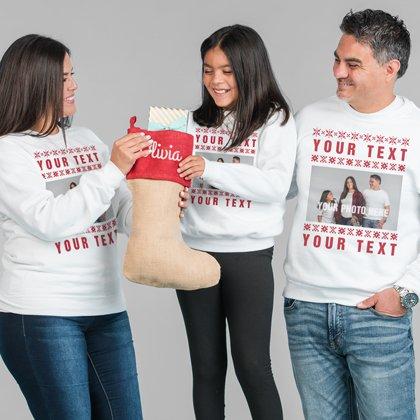 be4f3b3a7b017 Custom Sweatshirts, Personalized Hoodies