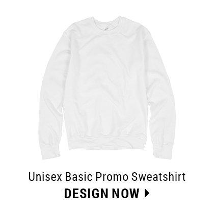Unisex Basic Promo Sweatshirt