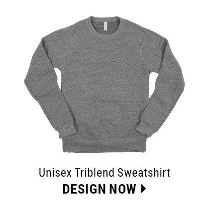 Unisex Triblend Sweatshirt