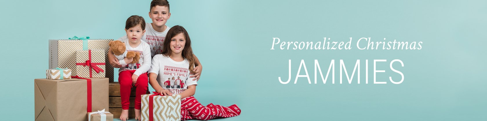6a03af89ce Custom Christmas Pajamas for the whole Family