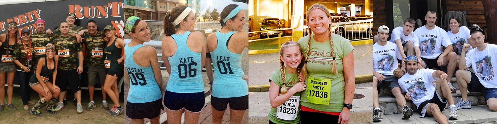 af0d401b5ce7b Charity Run/Walk T-Shirts, Funny Running Shirts, 5k Tanks