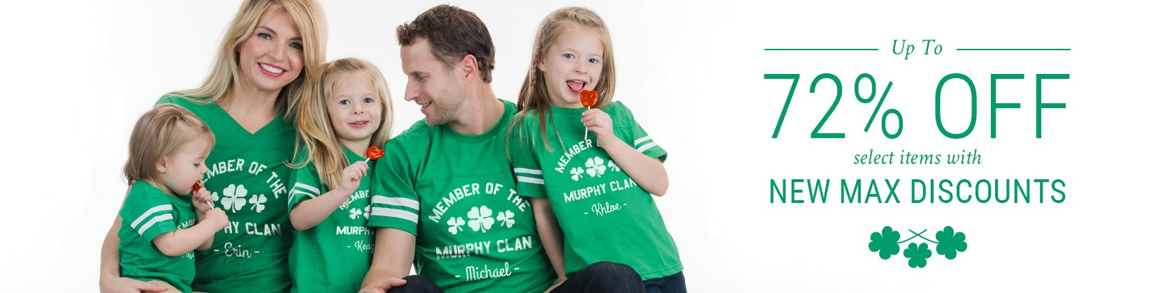 7d3bdd47e Custom St. Patricks Day Shirts, Tank Tops, Undies, & More