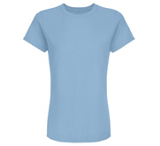 Junior Fit American Apparel Jersey T-Shirt
