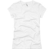 Junior Fit Basic Fine Jersey T-Shirt