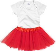 Infant Gerber Onesie with Tutu