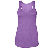 Junior Fit Eco Jersey Racerback Tank Top