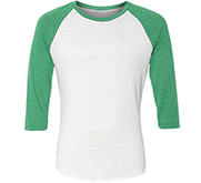 Unisex Alternative Apparel Raglan T-Shirt