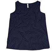LAT Apparel Ladies Curvy Plus Size Tank Top