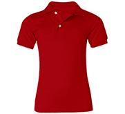 Youth Jerzees Polo Shirt