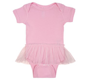 Infant Tutu Bodysuit
