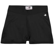 Badger Sport Pro-Compression Women's Shorts