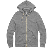Alternative Apparel Full Zip Hoodie