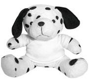 Small Plush Dalmatian Dog