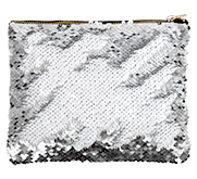 Flip Sequin Pencil & Makeup Case