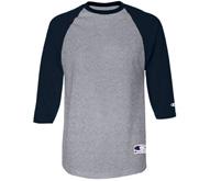 Unisex Champion Raglan Baseball T-Shirt