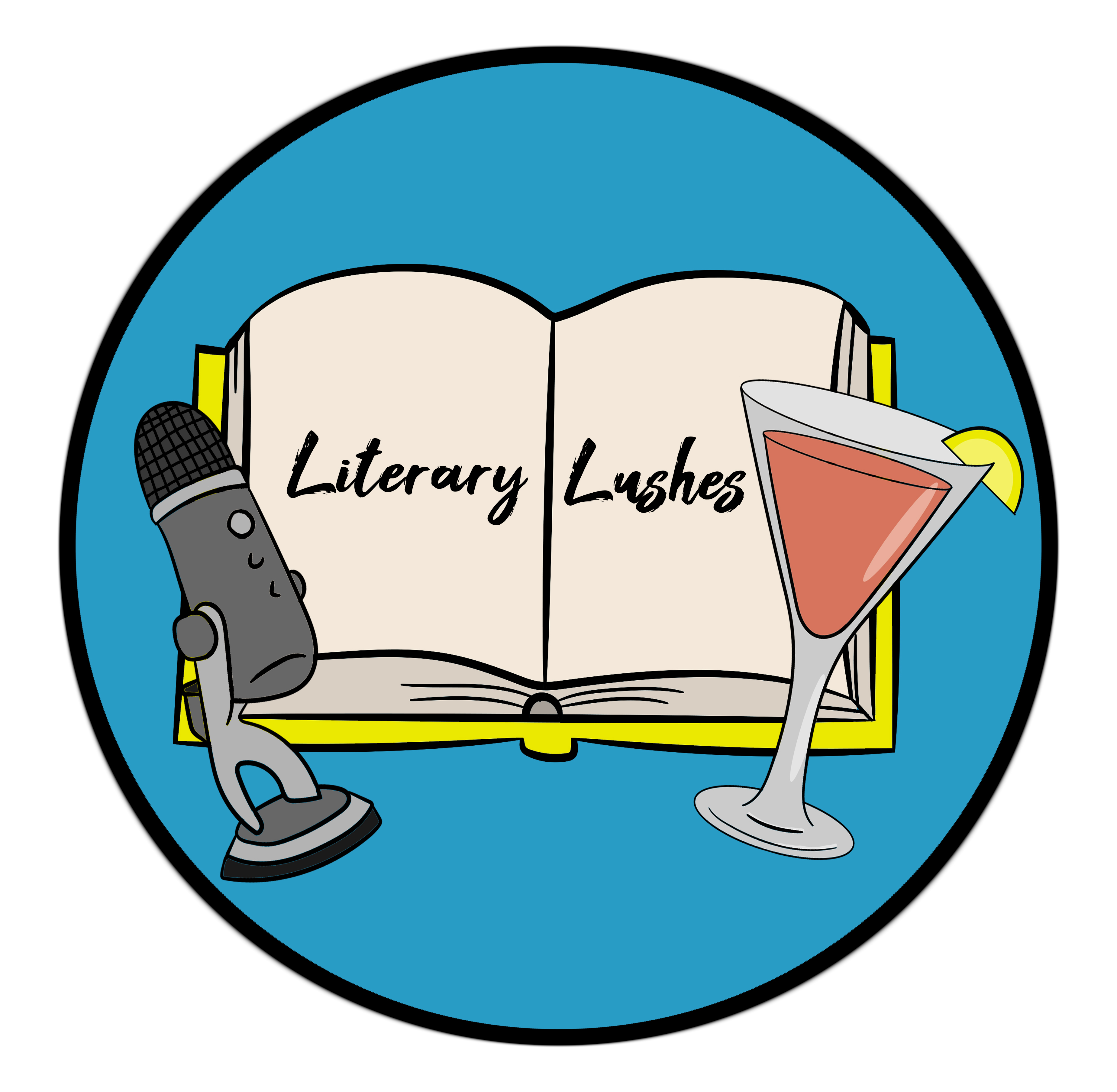 Literary Lushes Podcast