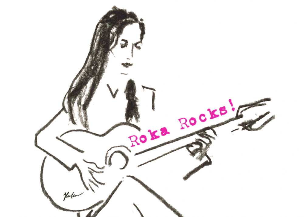 ROKA ROCKS!