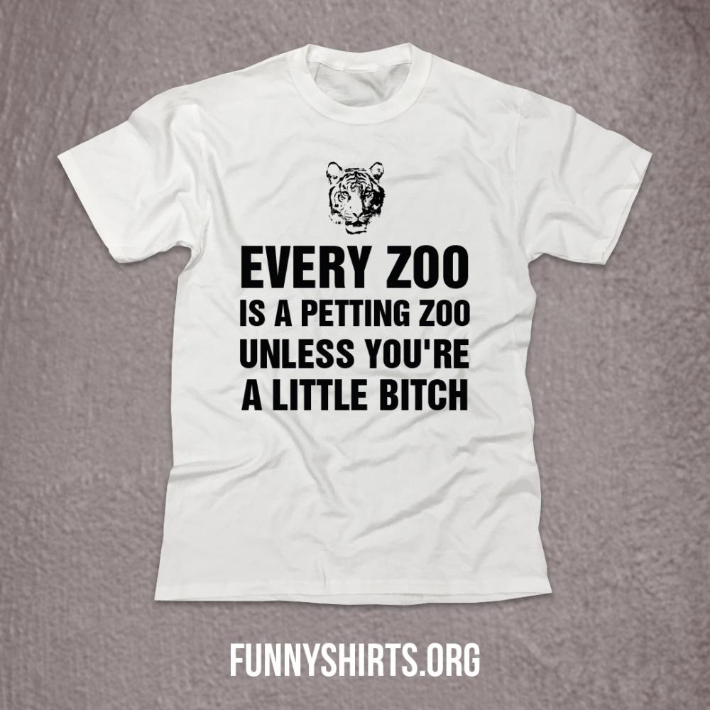 Every Zoo Is A Petting Zoo