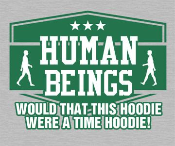 Full Zip Human Beings