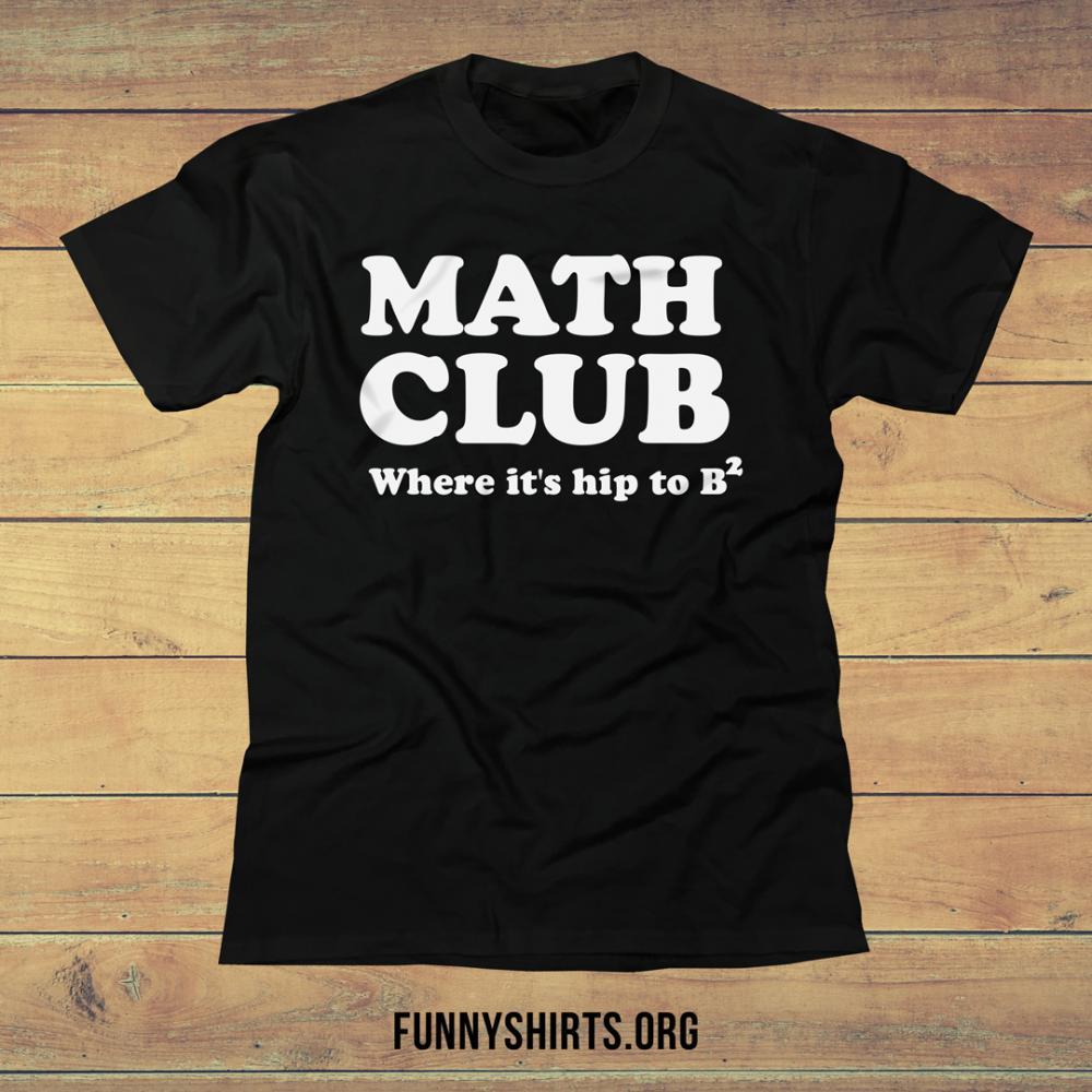 Math Club Is Hip