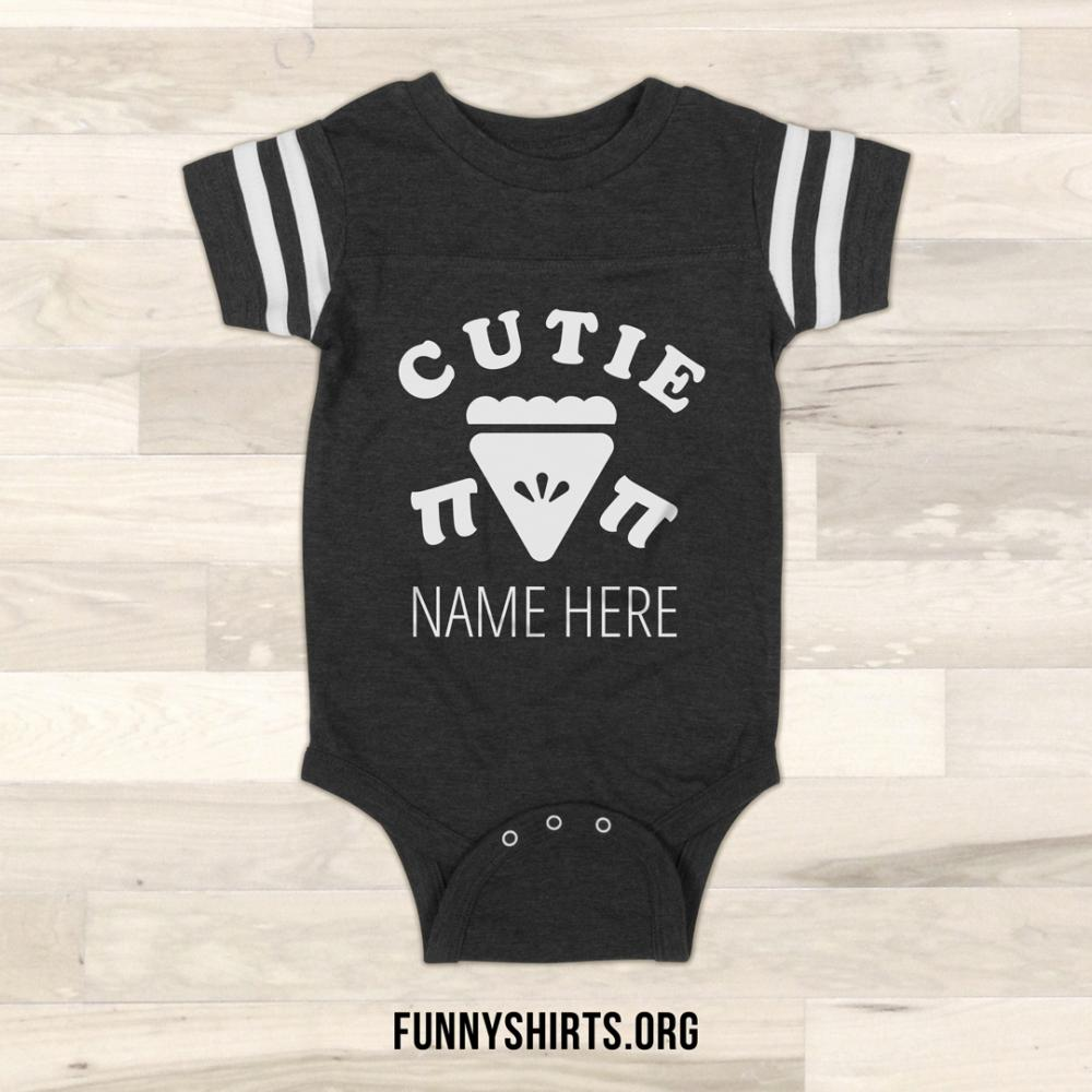 Cutie Pie Bodysuit