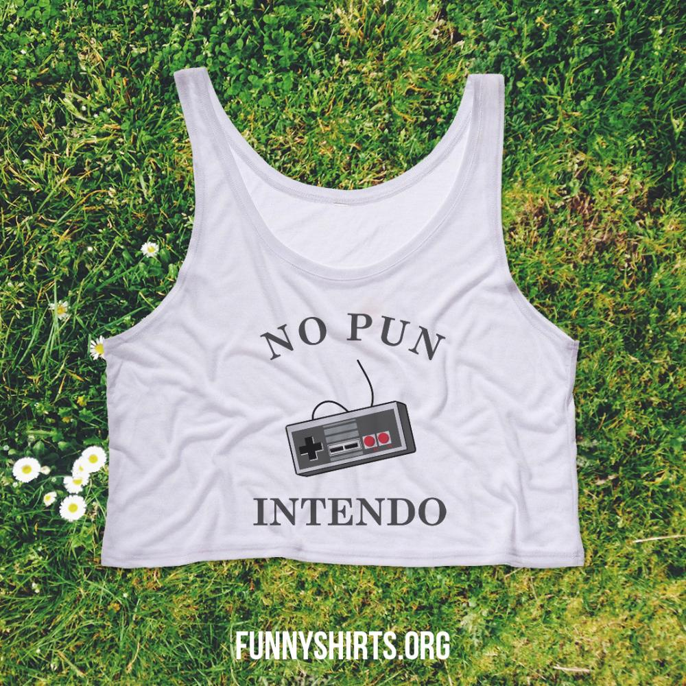 Funny No Pun-Intendo