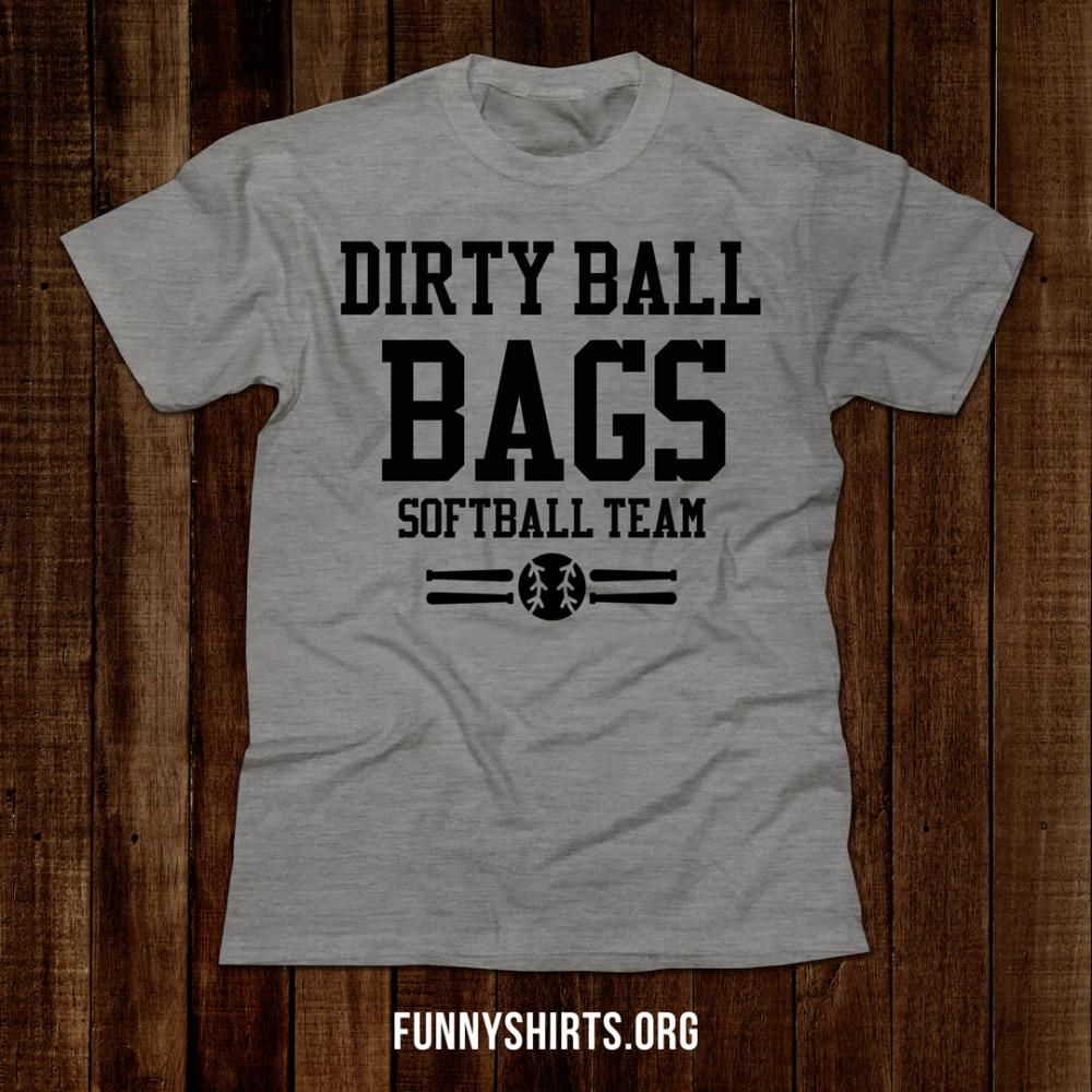 Dirty Ball Bags Softball Team