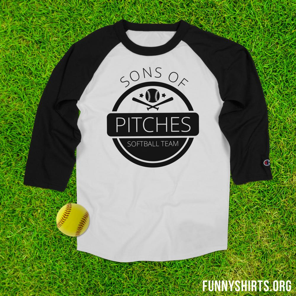 Sons Of Pitches Softball Team