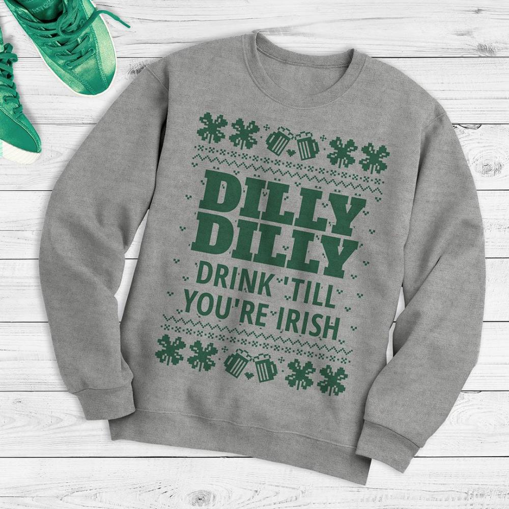 Dilly Dilly Irish Drinking