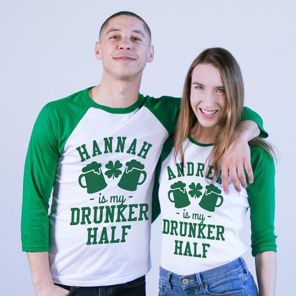St. Patrick's Day Drunker Half