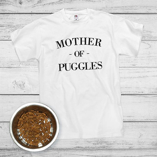 Mother Of Puggles Tee