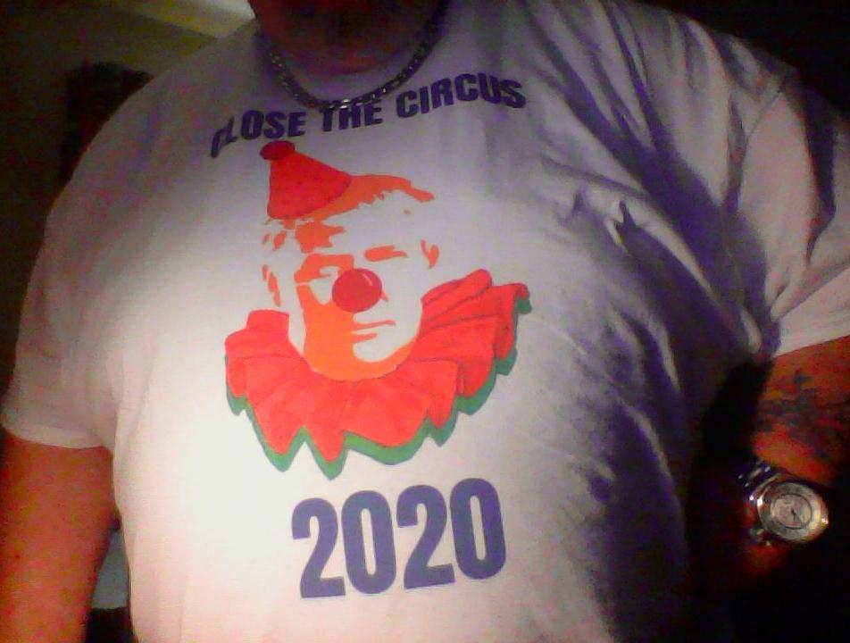 Close the Circus 2020