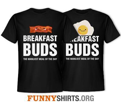 Bacon Breakfast Buds