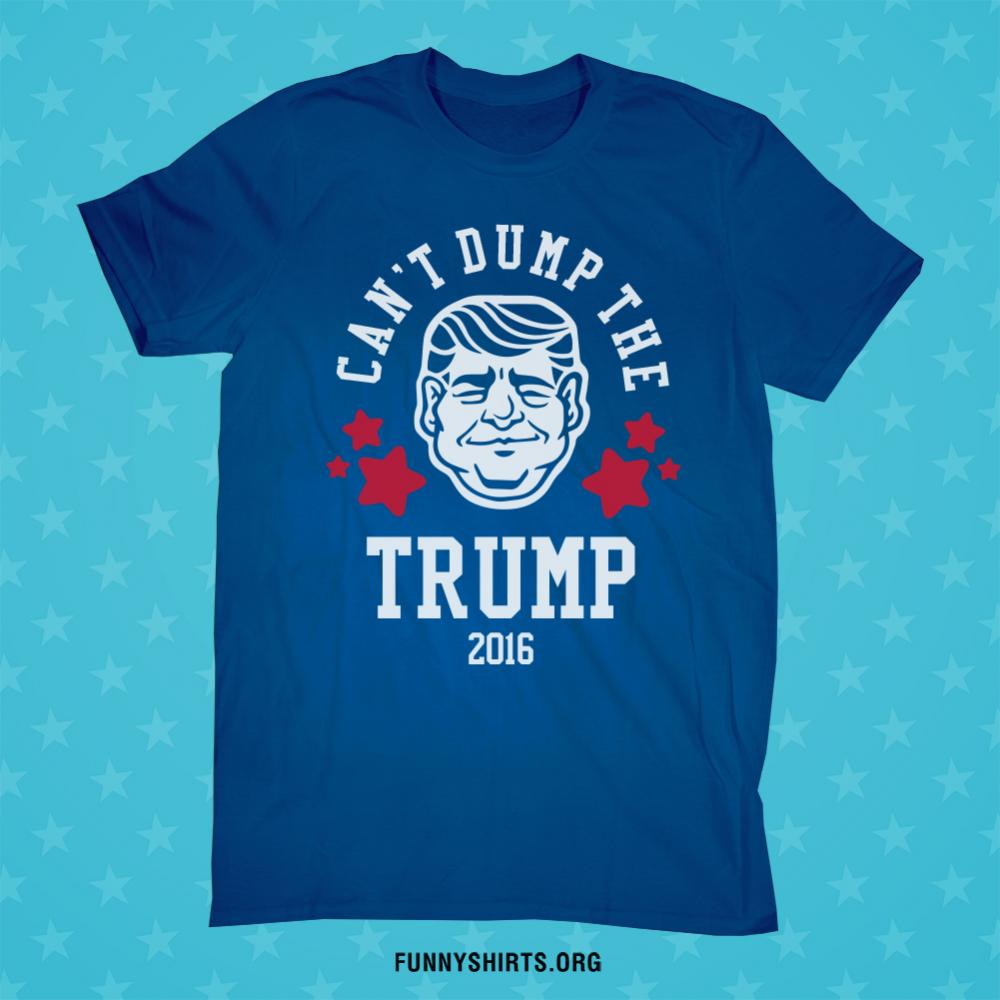 Can't Dump The Trump
