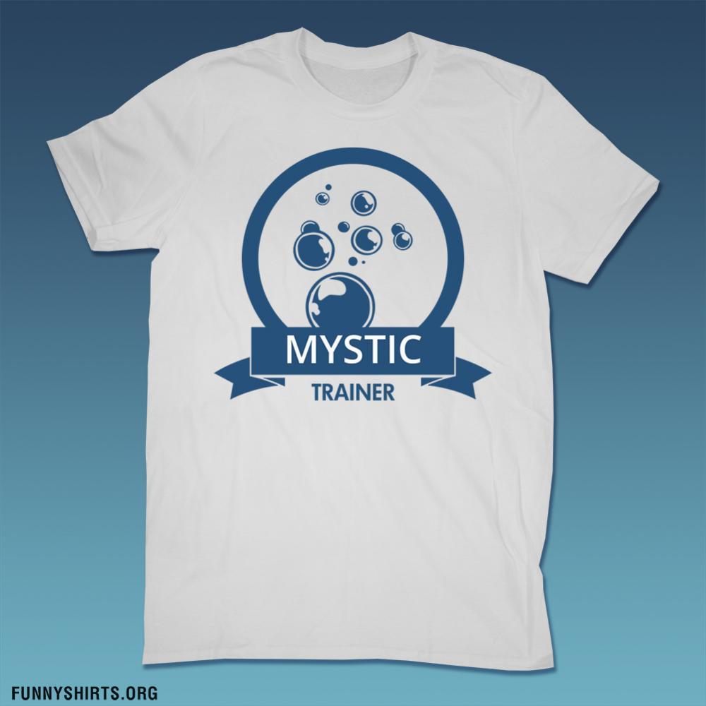 Team Mystic Trainer