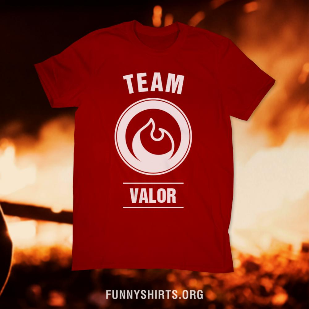Team Valor Fire