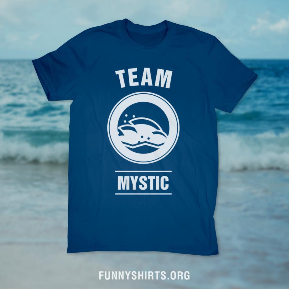 Team Mystic Water