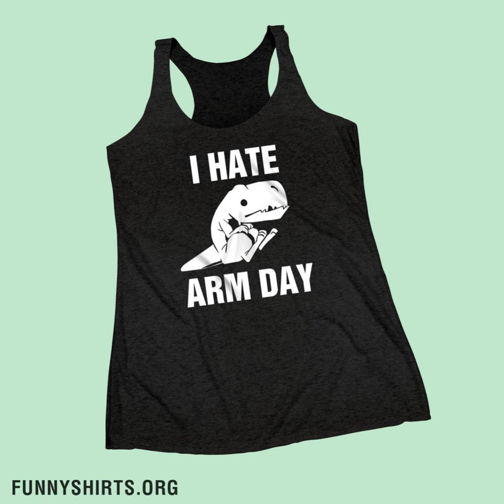 Funny Fitness T-Rex
