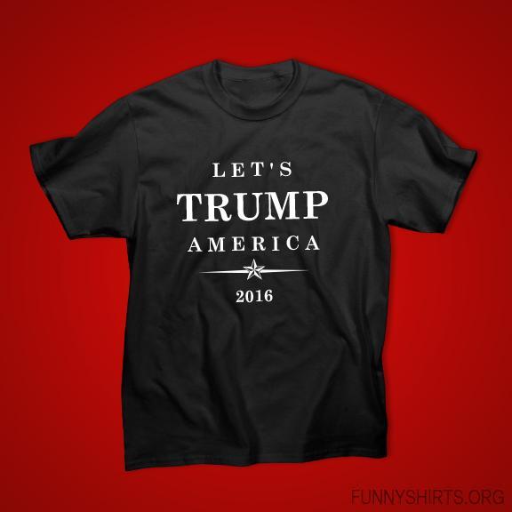 Donald Trump Shirt