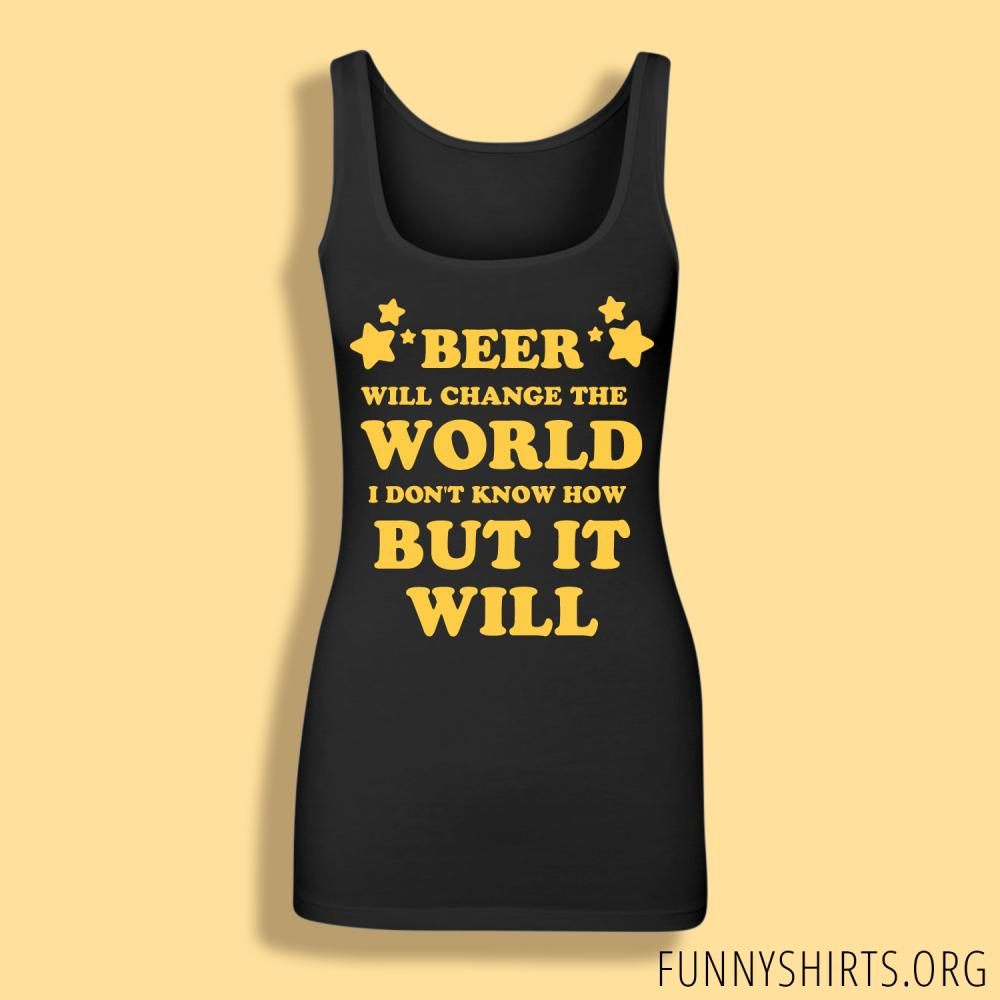 Change Worlds With Beer