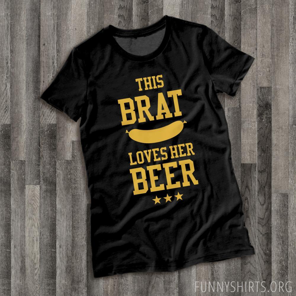 Brats Love Beer
