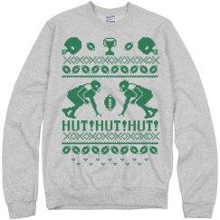 Footbal Ugly Xmas Sweater