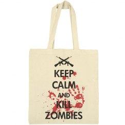 Keep Calm Zombies