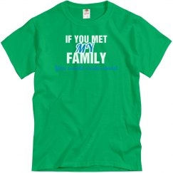 If You Met My Family...