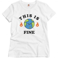 Flaming Earth This Is Fine
