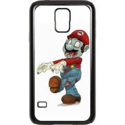 Zombie Mario galaxy phone cover