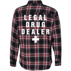 Pharmacist Flannel
